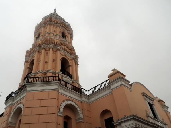 Eglise de Santo Domingo Lima