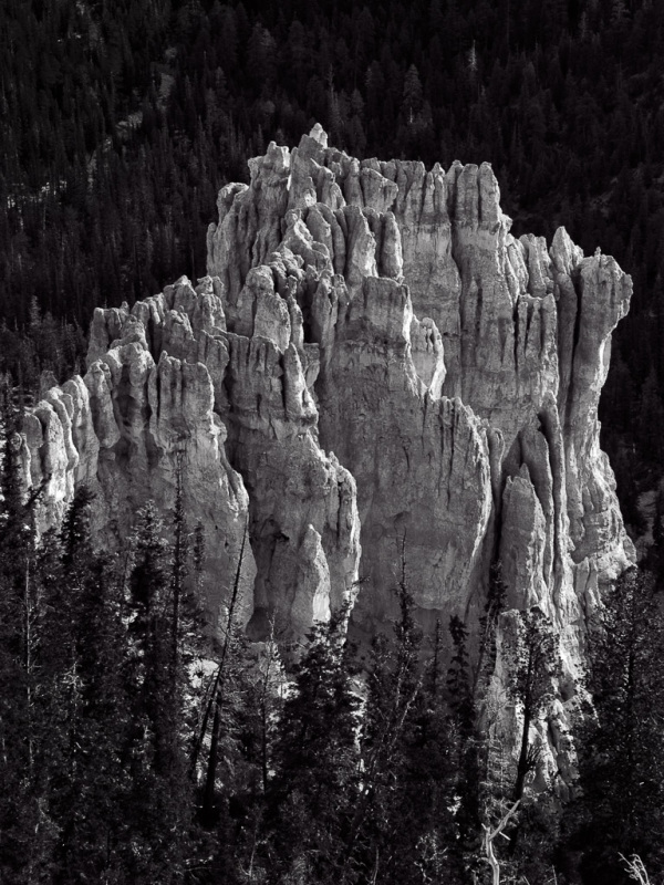 An Interesting Formation at Bryce Canyon (BW)