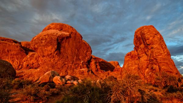 Canyonland National Park, Sunset