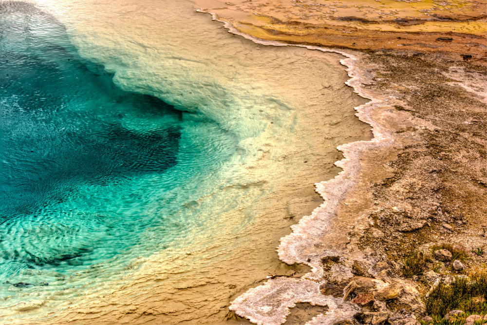 Another Yellowstone Mineral Pool