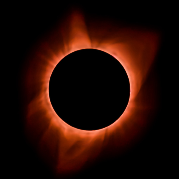 Total Eclipse, Casper WY (#2)