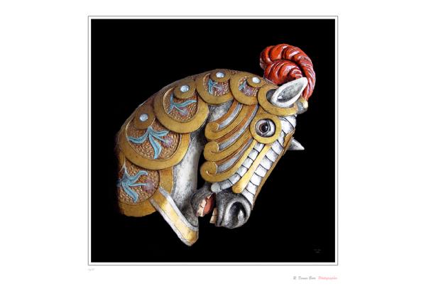 Warrior Horse No. 1