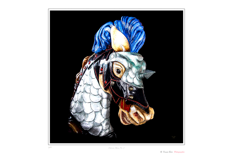 Warrior Horse No. 3