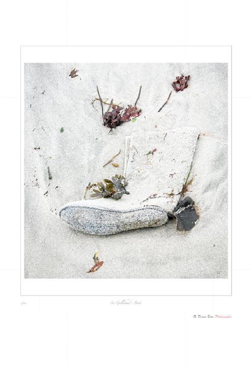 Sir Gallahad's Boot