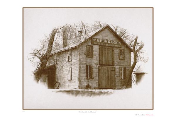 W. Brown & Son Blacksmith
