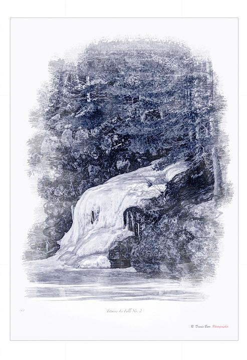Tettmine Ice Falls No. 2