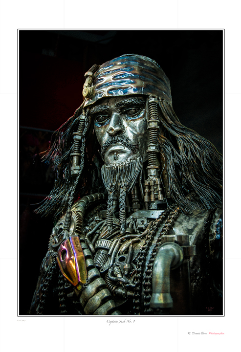 Captain Jack No. 1