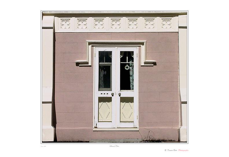 Unused Door