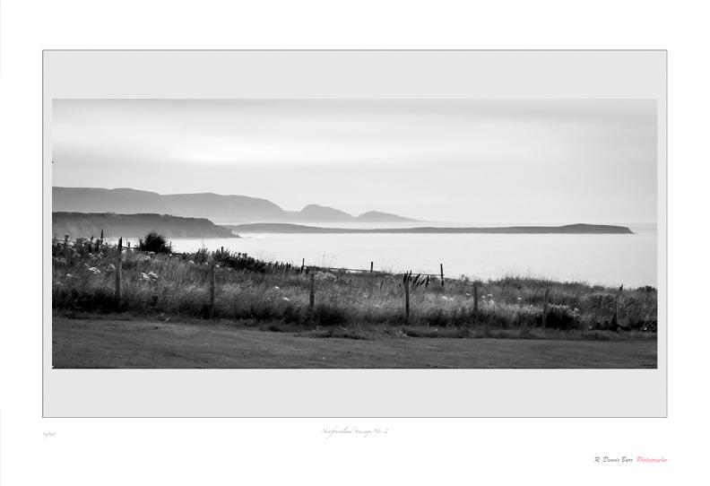 Newfoundland Seascape No. 2