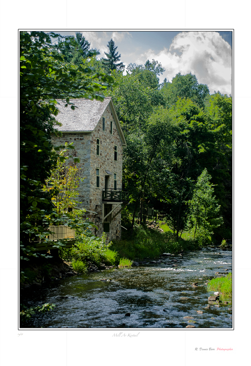 Mill At Kintail