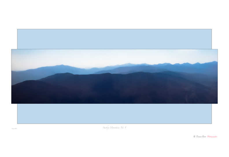 Smokey Mountains No. 1