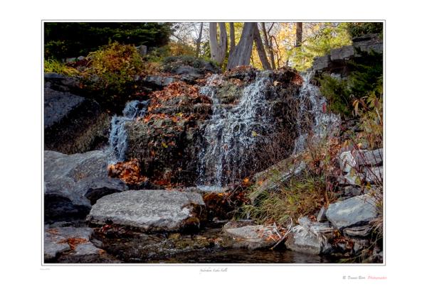 Sydenham Lake Falls
