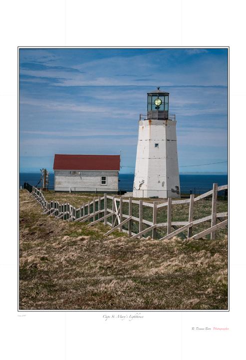Cape St. Mary's Lighthouse