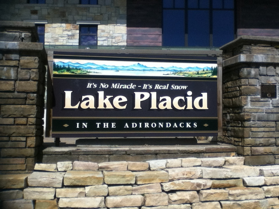 My Favorite Ice Rink in Lake Placid