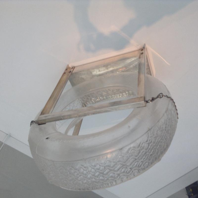 Glass Tire