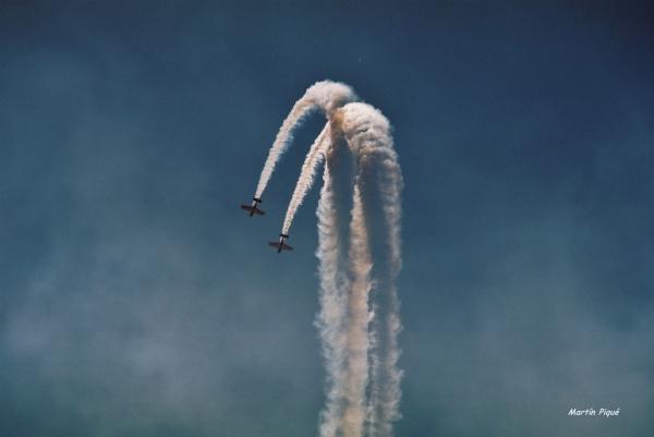 Exhibición Aérea