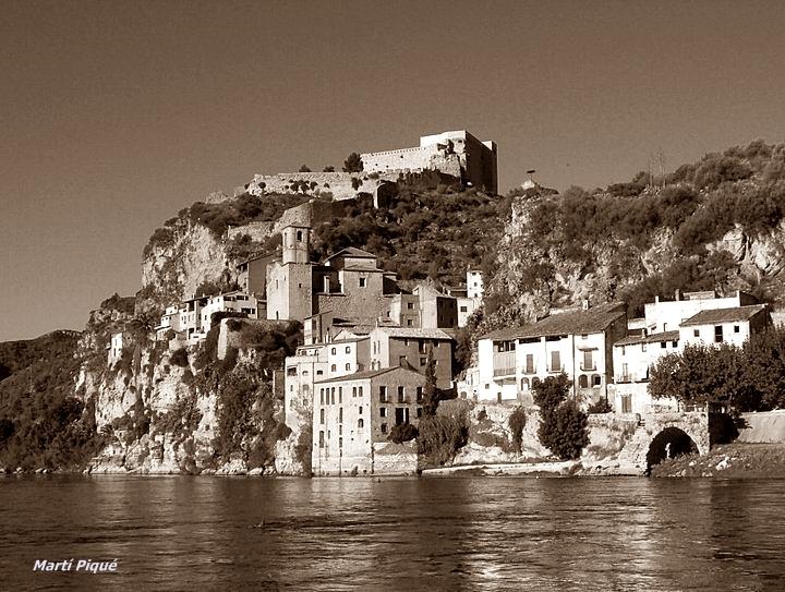 Miravet y su Castillo Templario