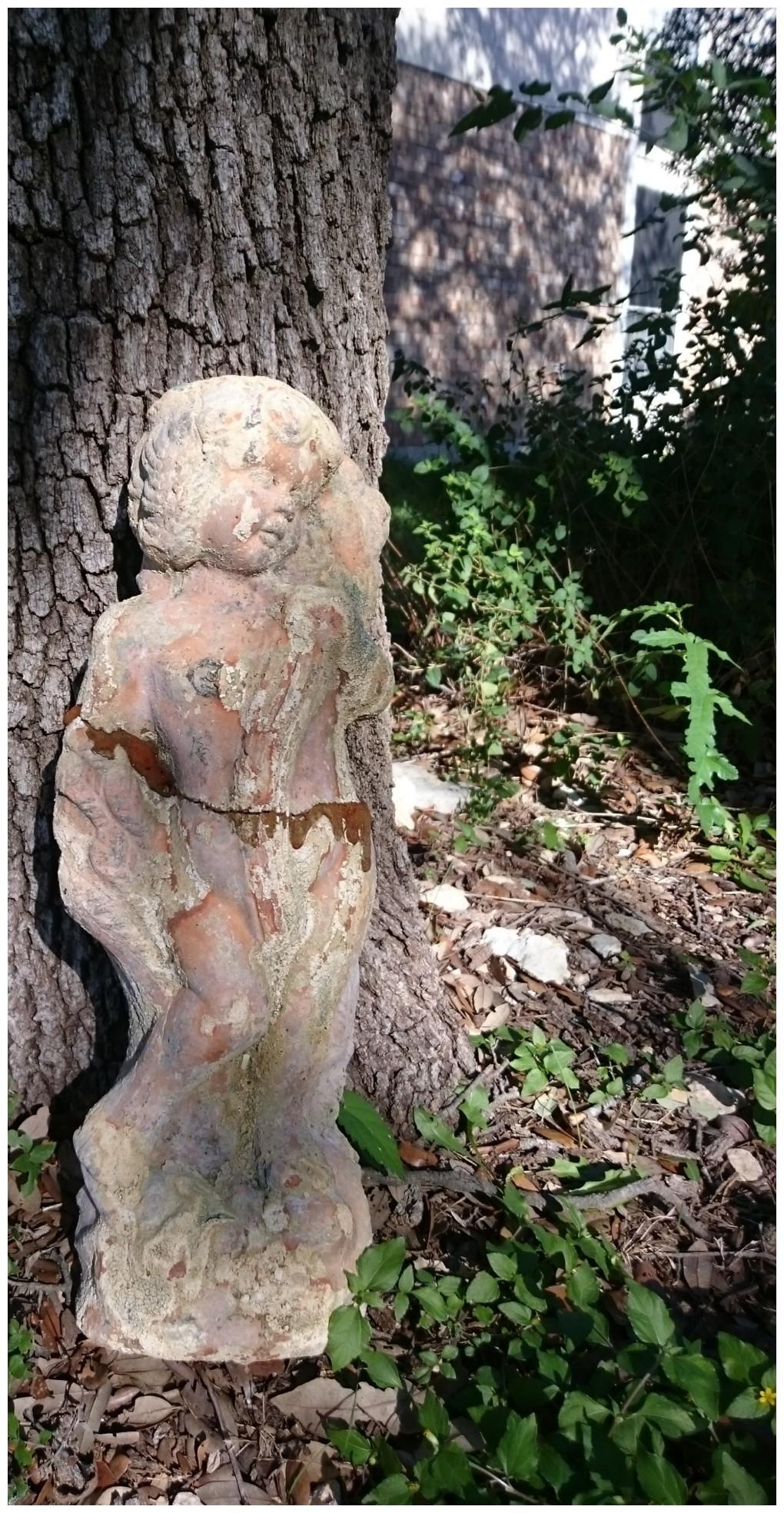Neighbor's Statue