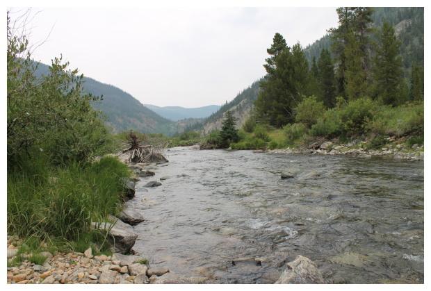 August Vacation in Colorado