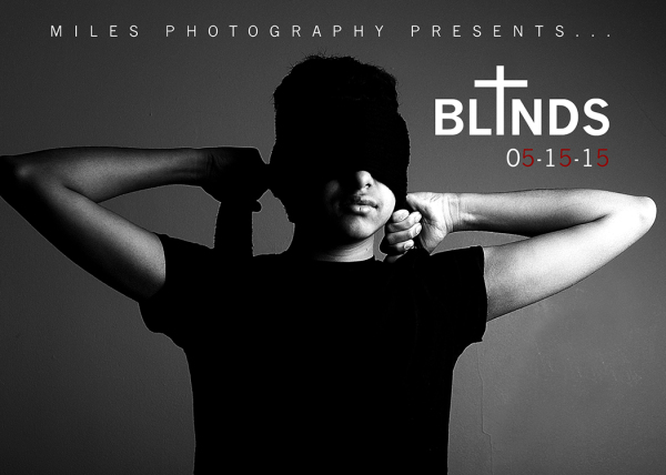 Miles Photography Presents BLINDS