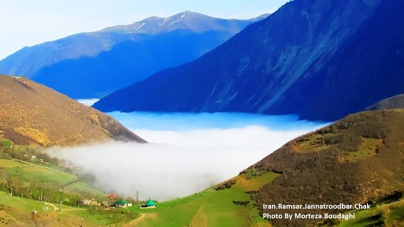 مازندران- رامسر-دهستان جنت روبار-روستای چاک