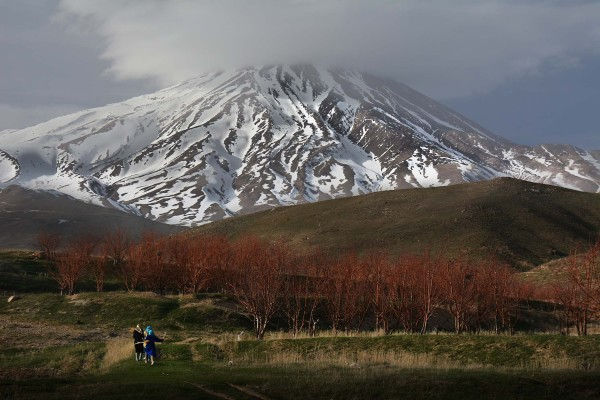 Mountain,Damavand
