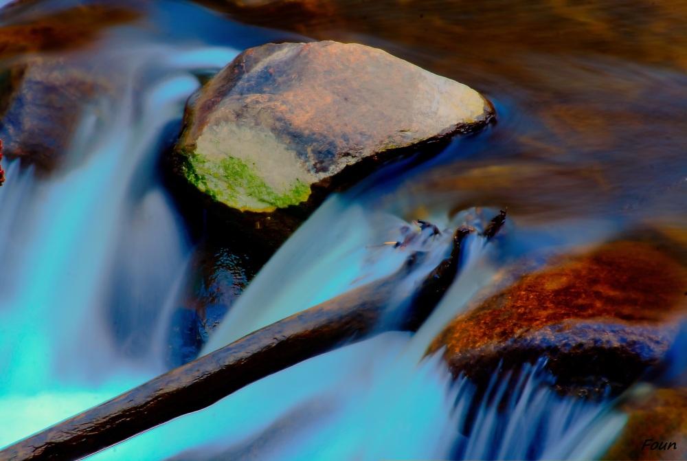 Douce cascade