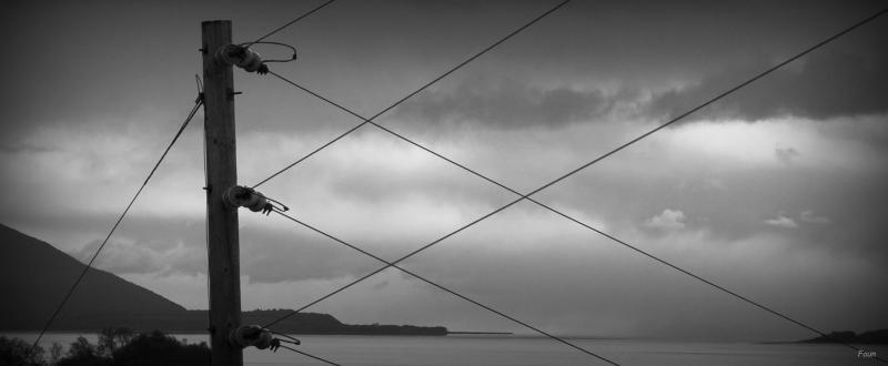 Lignes et horizon