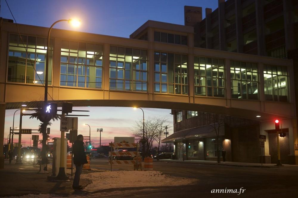 Streets of Minneapolis