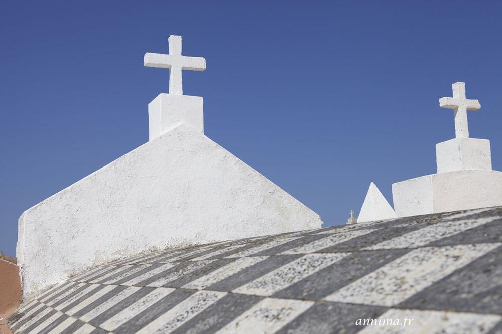 Les chapelles du cimetière marin