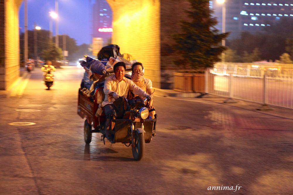 motorbike family