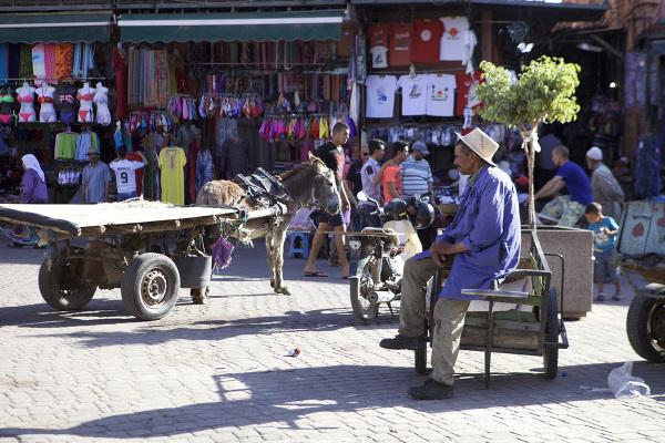 streetlife morroco