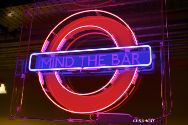 Mind the bar