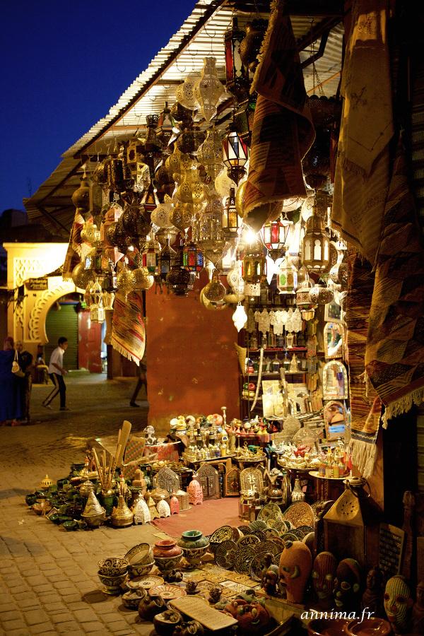 lanterns, maroc