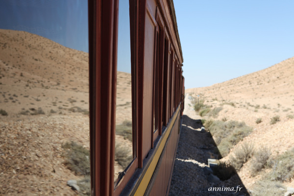 Train, Tunisia