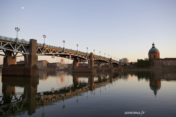 Toulouse, Garonne, bridge