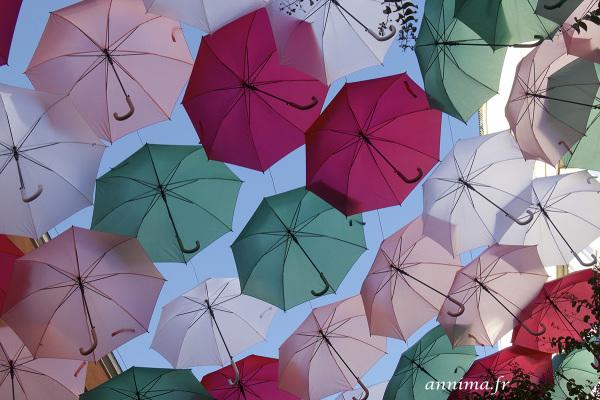 Wopsfestival, Toulouse, umbrellas