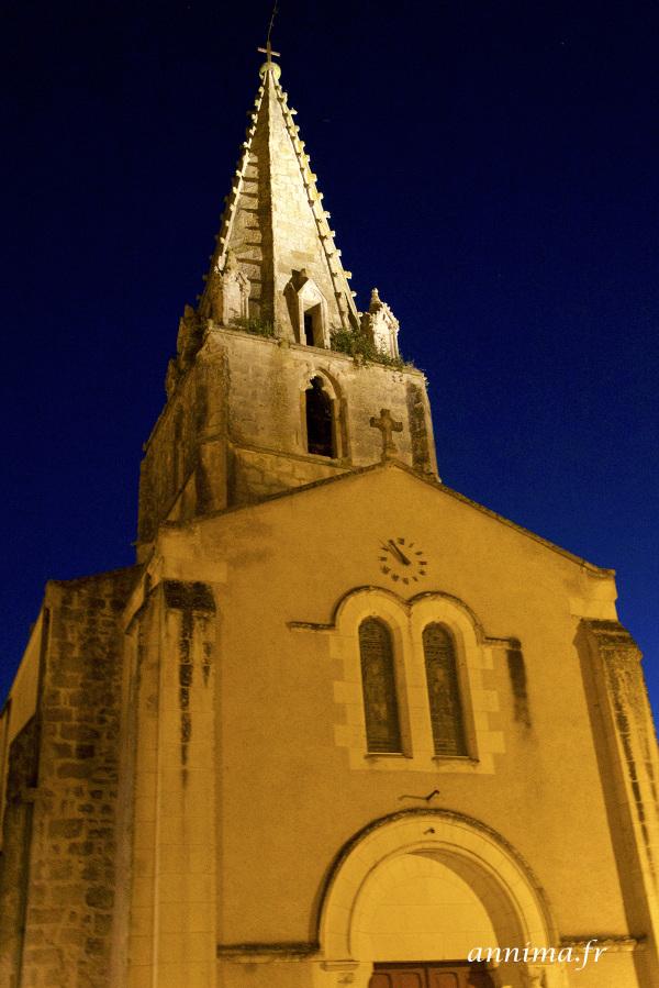Roman church, France