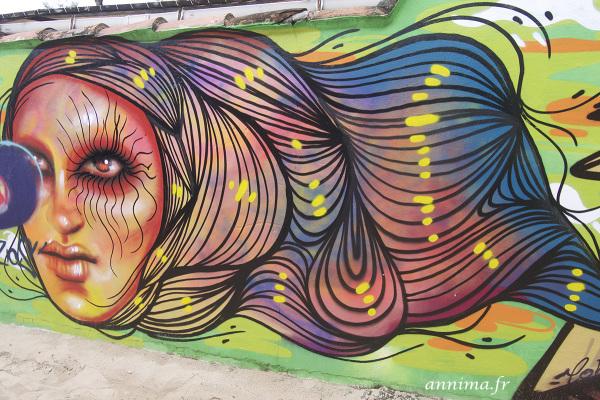 street art, graph