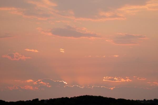 sky, clouds, sunrise
