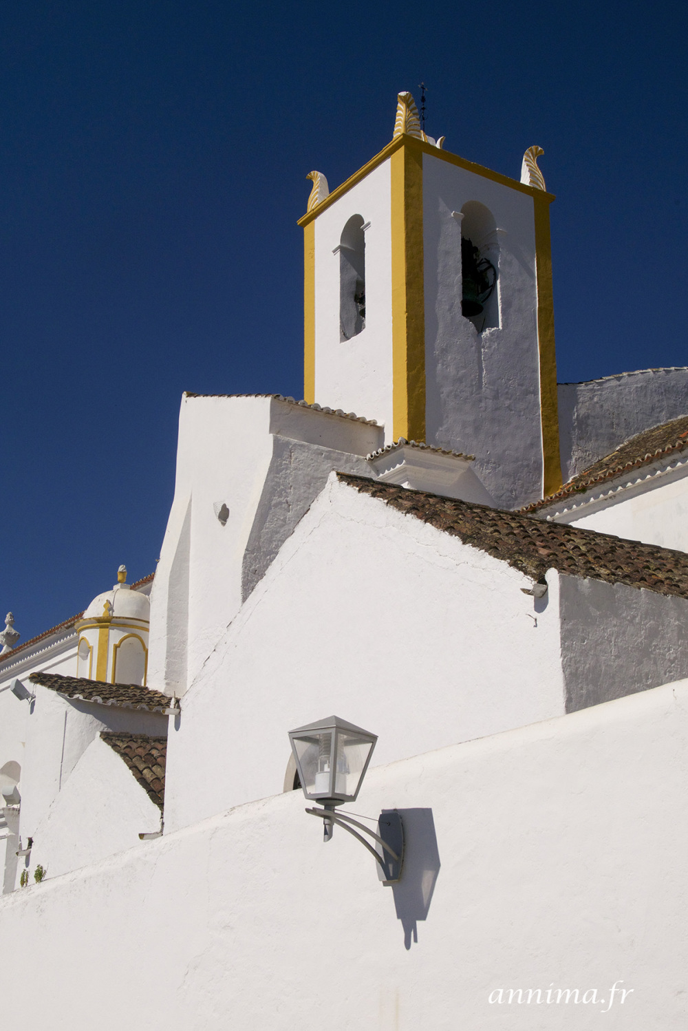 Algarve, church, Tavira
