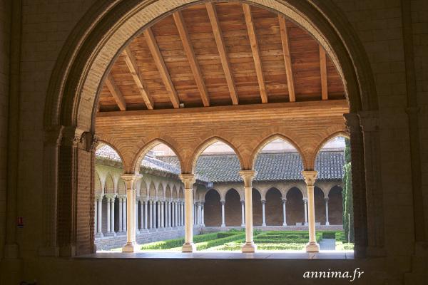 monastery Jacobins toulouse