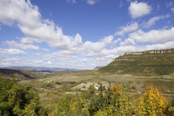 Aveyron, causse