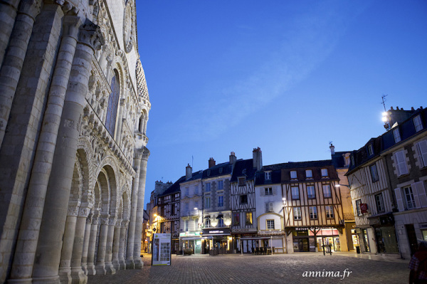 Medieval, Poitiers, roman