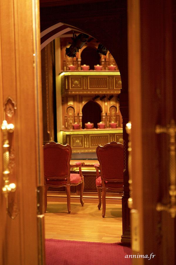 Oman, opera, architecture, arches