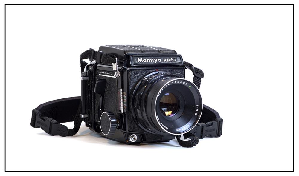The Mamiya RB67