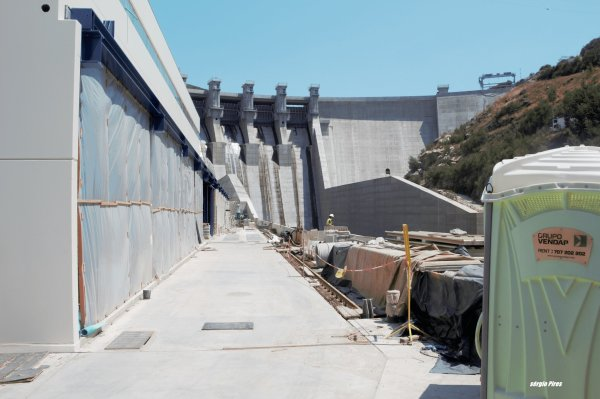 Iberdrola- Barragem de Alto Tâmega