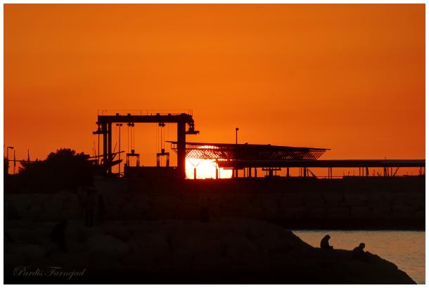 .: Sunset :.