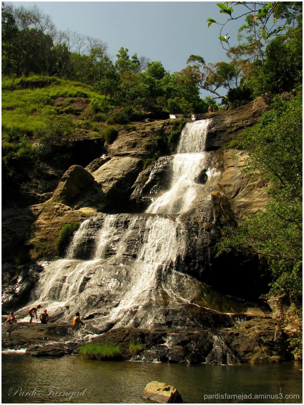 Diayluma Falls