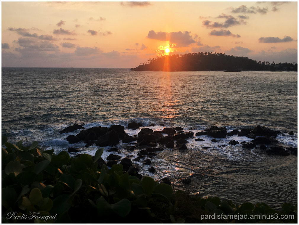Sunset View (Indian Ocean)